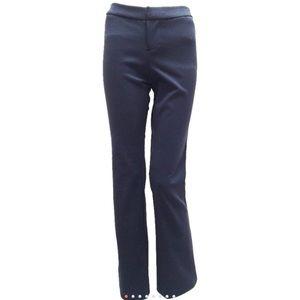 MICHAEL KORS Black Flare Pants Size 4